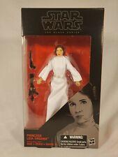 Hasbro Star Wars Black Series 6 Inch #30 Princess Leia Organa NIB Action Figure