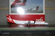 Herpa 1:200 Qantaslink Bombardier Dash-8-Q400 VH-QOK (559546) Model Plane