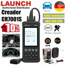 LAUNCH 7001s OBD2 Auto Diagnosegerät Codeleser Handscanner ABS SRS Öl Rest EPB