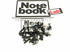 KIT SET VITI VITE screw screws notebook portatile Acer Aspire 7520 ICY70