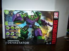 Hasbro Transformer Generations Combiner Wars Devastator Collectibles NEW