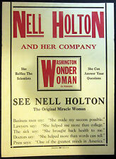 Original Nell Holton Window Card