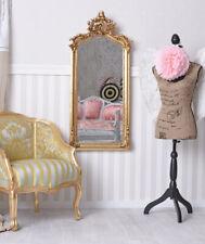 Wall Mirror Gold Rococo Holzspiegel Glamour Baroque Bathroom
