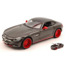 MERCEDES SLS AMG GT 2014 CARBON 1:24 Maisto Tuning Die Cast Modellino