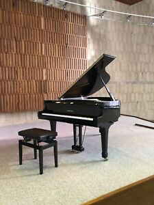 Yamaha C3 Grand Fully reconditioned - 5 yr guarantee