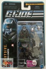 "SKYDIVE HALO JUMPER GI JOE The Pursuit Of Cobra 2010 3.75"" Inch Action FIGURE"