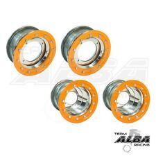 TRX 450 400EX 300EX  Front  Rear Wheels  Beadlock 10x5  10x8  Alba Racing  SO 32
