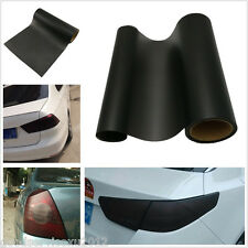 DIY Scrub Matte Black Car Tail Light Tint Vinyl Film Cover Decal For Honda Civic