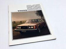 1976 Volvo 245 265 Brochure