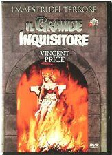 Dvd Il Grande Inquisitore - Pulp video con Vincent Price 1968 Nuovo raro