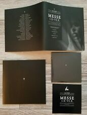 """Ulver with Tromsø Chamber Orchestra – Messe I.X-VI.X CD in 7"""" Folder - Agalloch"""