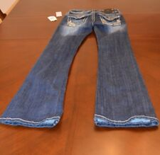 MISS ME Girls Boot Cut Jeans Size 10 NWT