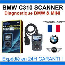 BMW C310 SCANNER - Valise Diagnostique BMW & MINI - INPA K+DCAN SSS / DIS NCS