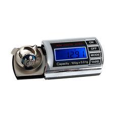 Mini 100g/0.01g Digital LCD Pocket Scale Jewelry Diamond Precision Balance New