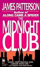 The Midnight Club by James Patterson (1990, Paperback)