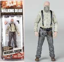 THE WALKING DEAD TV SERIES 7 HERSHEL GREENE ACTION FIGURE McFARLANE EXCLUSIVE
