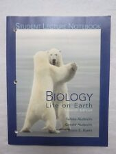 Biology: Life on Earth: Student Lecture Notebook by Audesirk and Byers