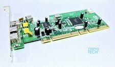 4 Port Firewire 800/400 1394b/a 64bit PCIX Card Adapter *Apple PowerMac G3/G4/G5