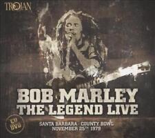 BOB MARLEY & THE WAILERS - THE LEGEND LIVE: SANTA BARBARA COUNTY BOWL, NOVEMBER