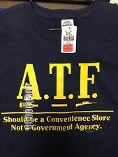 Buck Wear 1454 A.T.F Tee, Mens Size 3X, CH