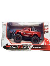 Ferngesteuertes Auto Geländewagen Kinderspielzeug Monstertruck Rot