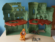 Masters Of The Universe He-Man Motu Castle Grayskull 1980s Mattel Parts Only!