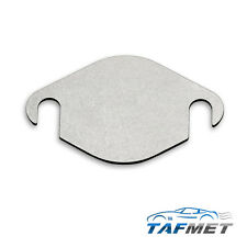 76. EGR valve blanking plate for Renault Megane Scenic Nissan X-TRAIL 2.0 dCi
