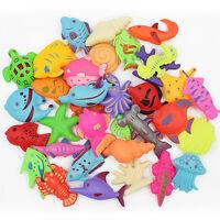 3X Magnetic Fishing Game Set Toy Rod Fish Kids Baby Children BDAU