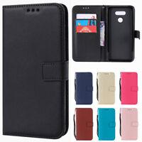 Vintage Leather Wallet Case Flip Card Slot Stand Cover for LG G3 G4 G5 G6 V20/30