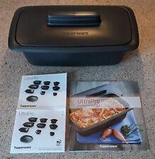 Tupperware Ultra Pro Kastenform 1,8 Liter inkl. Rezeptheft  **neu / unbenutzt**
