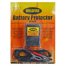 NEW Wildfire Seasonal Boat Float Charger Battery Protector BT1000 12 Volts