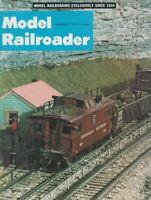 "[75416] ""MODEL RAILROADER"" MAGAZINE - JANUARY, 1971, Vol. 38, No. 1"