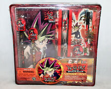 NIP STARPOINT YU-GI-OH! Enter The Shadow Realm Stationery Tin Set