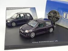 Universal Hobbies UH 1/43 - Renault Clio Sport V6 Morado
