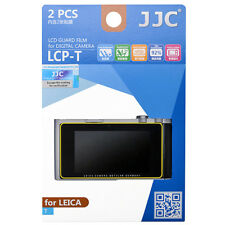 2x Film LCD Screen Display Hard Protection for Leica T