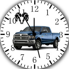 Dodge Pickup Truck Frameless Borderless Wall Clock Nice For Gifts or Decor Z15