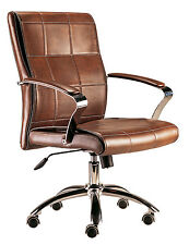 Silla de oficina giratoria sillon despacho escritorio estudio con brazos