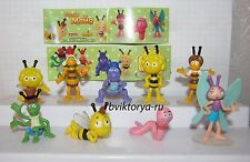 Maya the Bee  Mini Figures Toys for Party Birthday. Limited edit! from Russia
