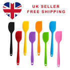 UK Silicone Spatula Baking Cooking Scraper Cake Cream Butter Mixing Batter Tools