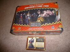 Massive Darkness: Sorcerers vs. Lord Tusk Hero and Monster Set - CMON NIB