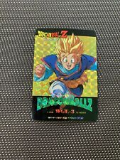 Carte Dragon Ball Z Hero Collection Part 3 WGL-3 [RARE]