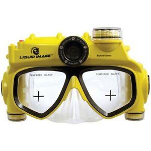Liquid Image Underwater Camera Mask