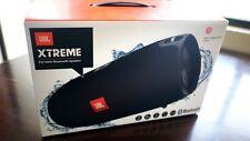JBL Xtreme Portable Wireless Splashproof Bluetooth Speaker - Black