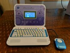 Vtech Brilliant Creations Beginner Laptop Educational Toy Computer Mouse Nice!