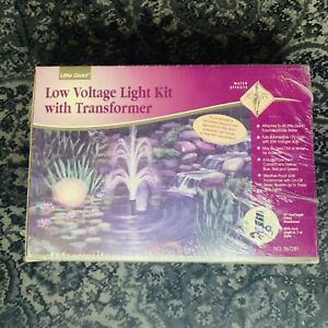 Little Giant LVL-PW, Low Voltage 20 Watt Light for Koi & Gold Fish Ponds NEW