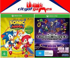 Sonic Mania Plus & SEGA Mega Drive Classics Bundle Xbox One New In Stock