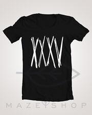 One Ok Rock XXXV Black T-Shirt Babymetal The Gazette L'arc en Ciel Mejibray