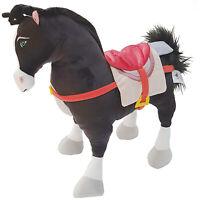 Disney Store Khan Mulan Horse Medium Plush Soft Cuddly Toy Teddy Gift Stands Up