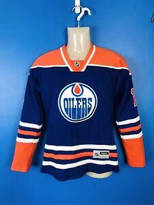 Edmonton Oilers 1990s Reebok #14 Jordan Eberle ladies Size Small