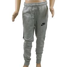 Nike Sportswear Tech Fleece Hose Grau Jungen Kinder 804818 064